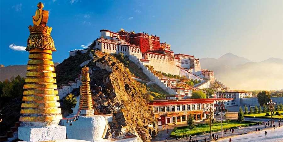 El Tíbet de donde proviene el Kéfir de agua
